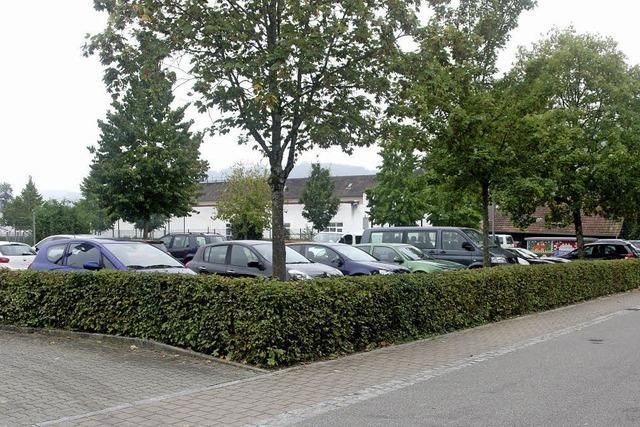 20 zusätzliche Parkplätze