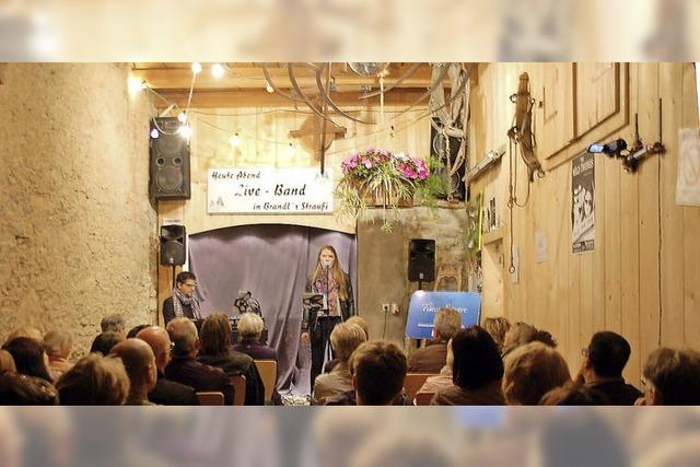 Kontrastreiches Konzert in neuer Kulturscheune