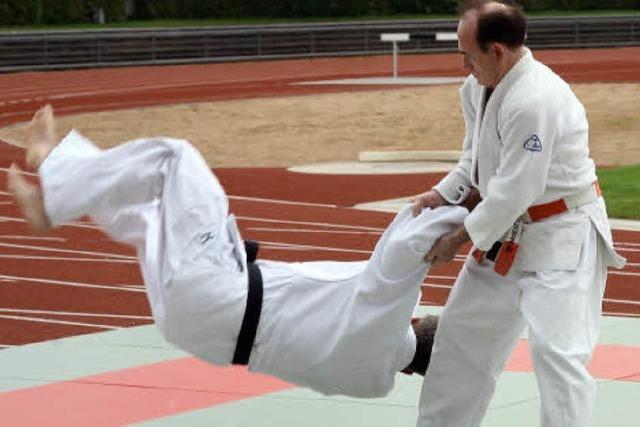 Judoabteilung von Rot-Weiß Lörrach: Auf dem sanften Weg