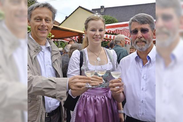 Tüllinger Weinmarkt: Erlesenes aus heimischen Weinkellern
