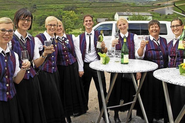 Weingenuss und Musik