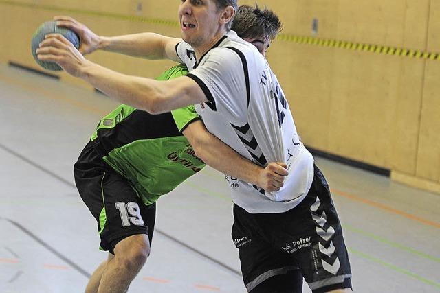 Weiler Handballer starten mit Kantersieg