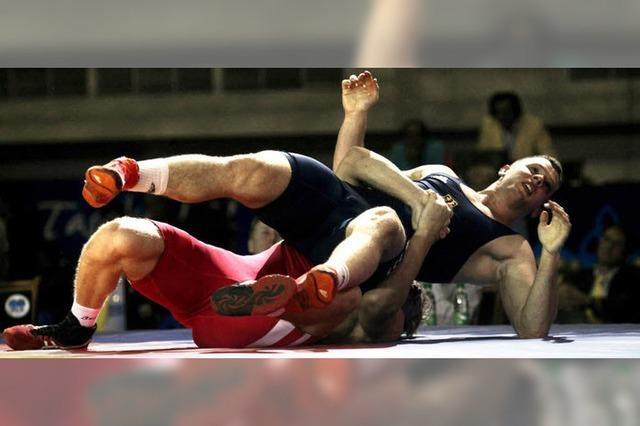 Oliver Hassler erkämpft WM-Silber