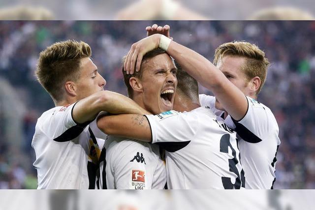 Bestens organisierte Borussen schlagen den FC Schalke 04 mit 4:1