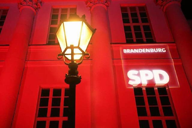 Landtagswahlen: CDU und SPD werden von AfD gestört