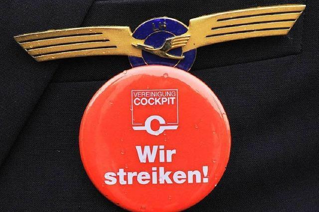 Lufthansa-Piloten wollen Langstrecke lahmlegen