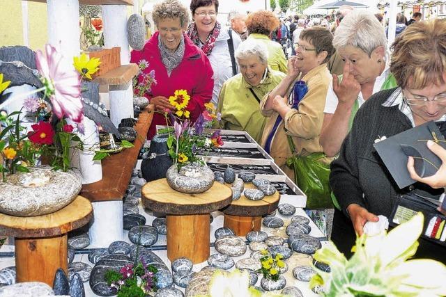 Keramiktage locken viele Besucher nach Hüfingen