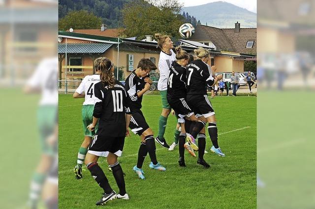 Premiere in der Oberliga