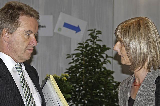 Streit um Atdorf: Hotzenwälder Grüne greifen grünen Minister an