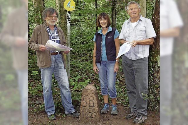 Verschüttetes Kleindenkmal entdeckt