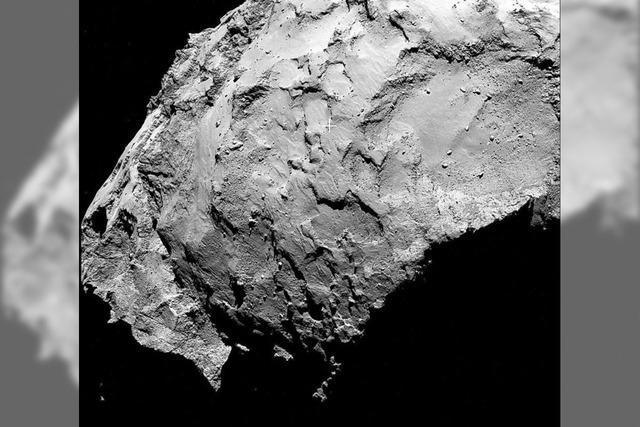 Landeplatz für die Raumsonde Rosetta auf dem Himmelskörper Tschuri steht fest