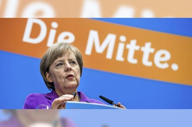 Vormarsch der AfD: CDU reagiert gelassener als die SPD