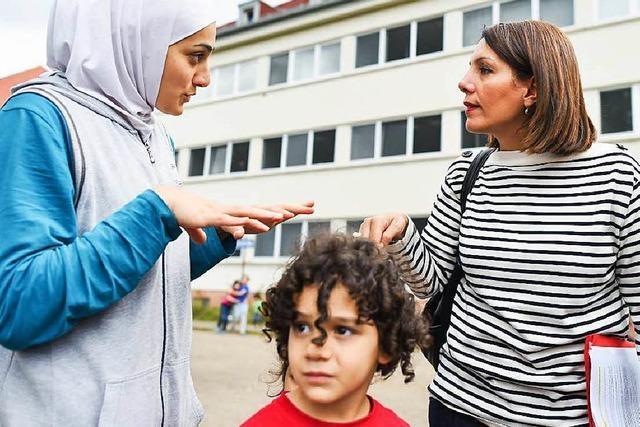 Öney plant weitere Unterkünfte für Flüchtlinge