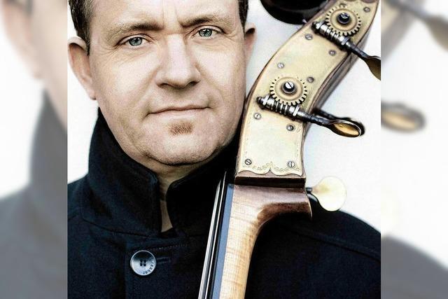 Dieter Ilg, Iiro Rantala und Morten Lund eröffnen das Freiburger Jazz Festival