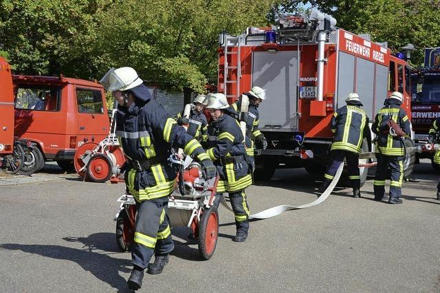 Wie die Feuerwehr arbeitet