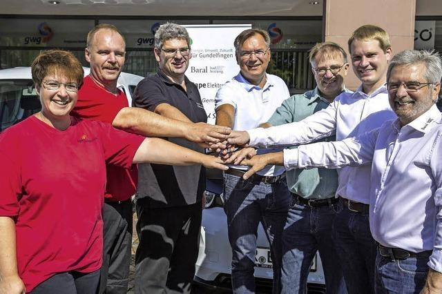 Bürgern beim Energiesparen helfen