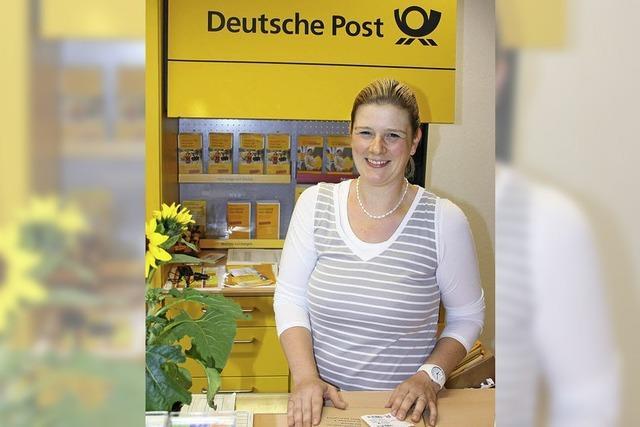 In Buchenbach gibt es wieder eine Post