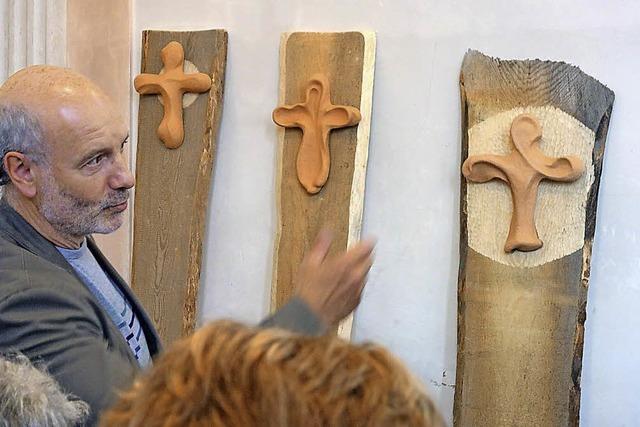 Patrozinium im Zeichen des Kreuzes