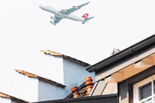 Führt Beinahe-Zusammenstoß zu Neuordnung des Luftraums?