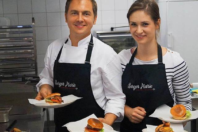 Burger Marie – mehr als Fastfood in Offenburg