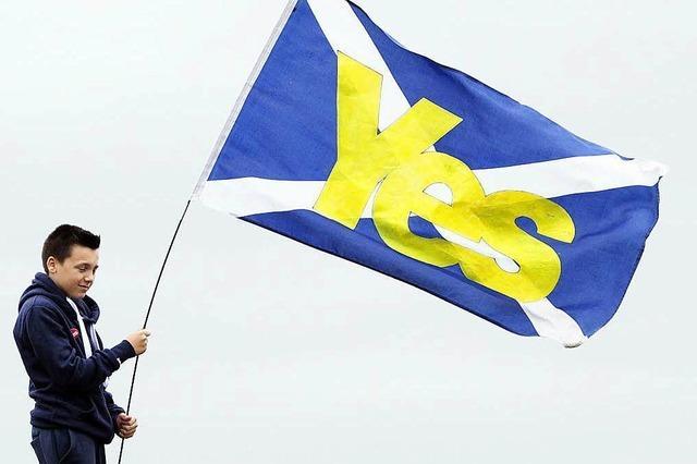 Schottland vor dem Tag X
