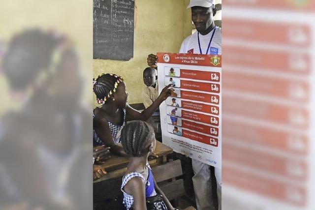 Mit 3000 Soldaten gegen Ebola