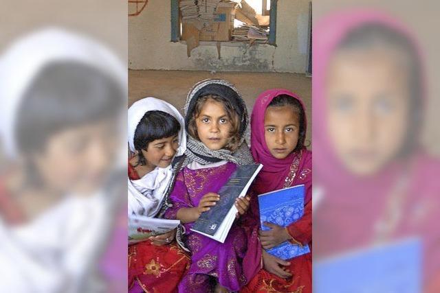 Afghanistan ist ein schwieriges Land für Helfer
