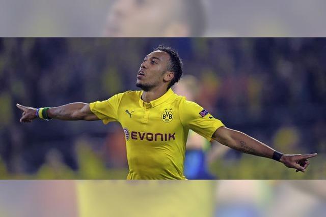 Dortmund stürmt, drängt und siegt