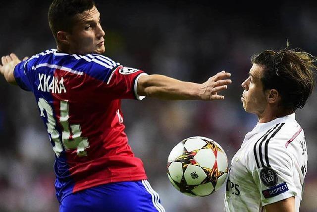 Real Madrid überrollt den FC Basel – Atlético patzt in Piräus