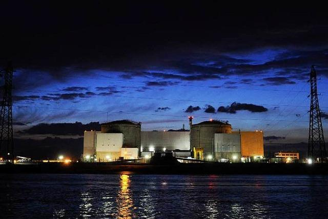 Atomtechnik-Experte zum Störfall in Fessenheim: