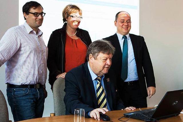 Online-Bürgerforum für die Leitbilddiskussion