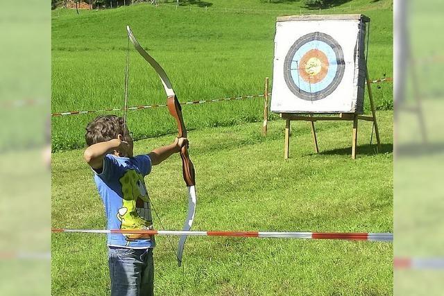 Schützenverein Oberprechtal feiert mit Jedemannschießen