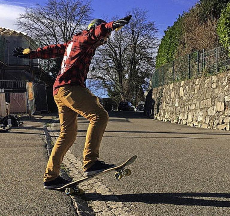 Nur fliegen ist schöner: Longboard im Test  | Foto: Layback Freiburg