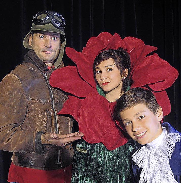 Der kleine Prinz,Premiere im  Galli-Th...isierung von Elisabeth Vera Rathenböck    Foto: Theatzer