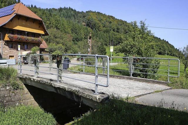 Kostspielige Brückensanierung