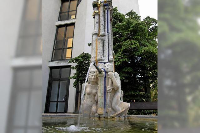 Wasserversorgung im Blickpunkt