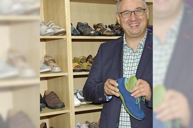 Wo der Schuh nicht drückt