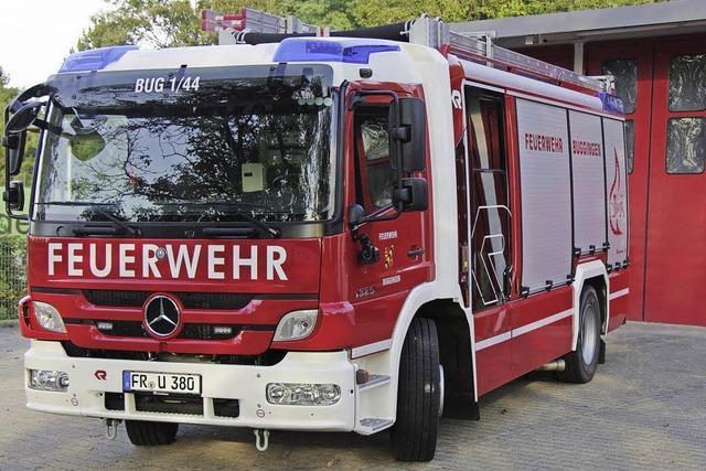 Feuerwehr feiert ihre Historie