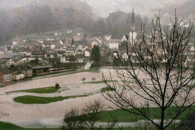 Mögliche Hochwasser-Szenarien