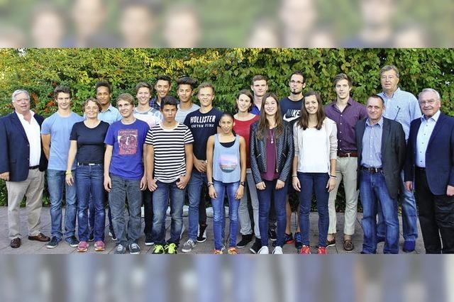LGO holt einen deutschen Rekord