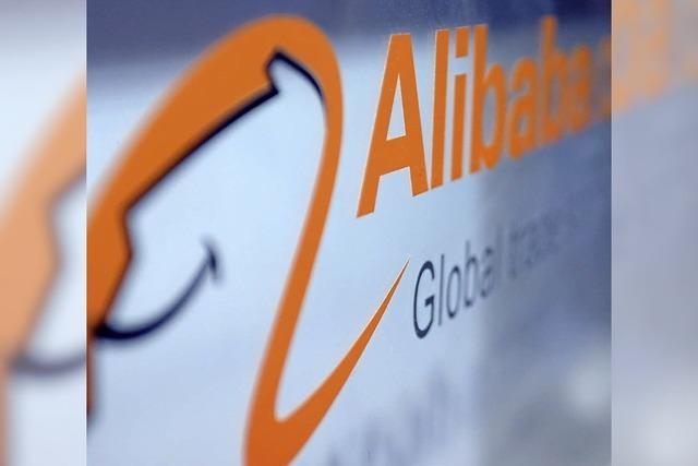 Chinesisches Internetkaufhaus will an die Börse