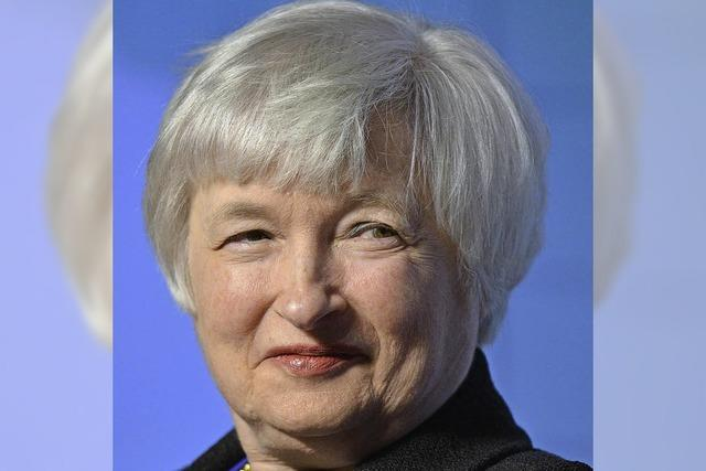 Fed will Zinsen erst nächstes Jahr anziehen