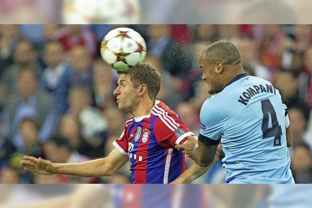 Bayern-Siegtreffer in letzter Minute