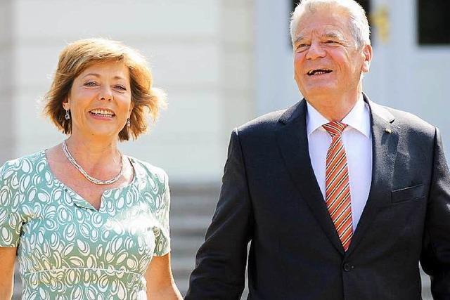 Joachim Gauck ist ein beliebter Provokateur