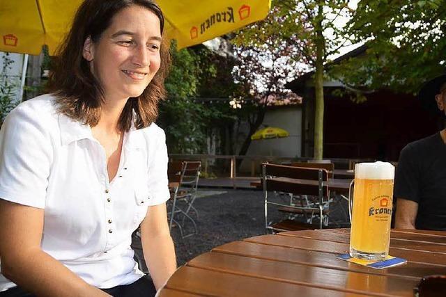 Kronenbrauerei will umziehen – Was wird aus Brandeck-Biergarten?