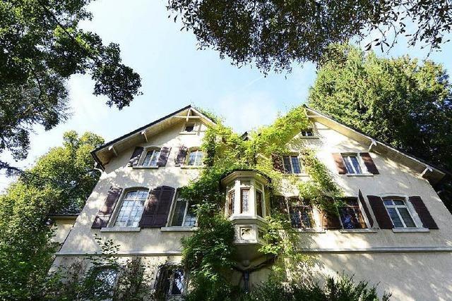 Reinhold-Schneider-Villa soll Kulturstätte werden – Stadt erteilt Absage