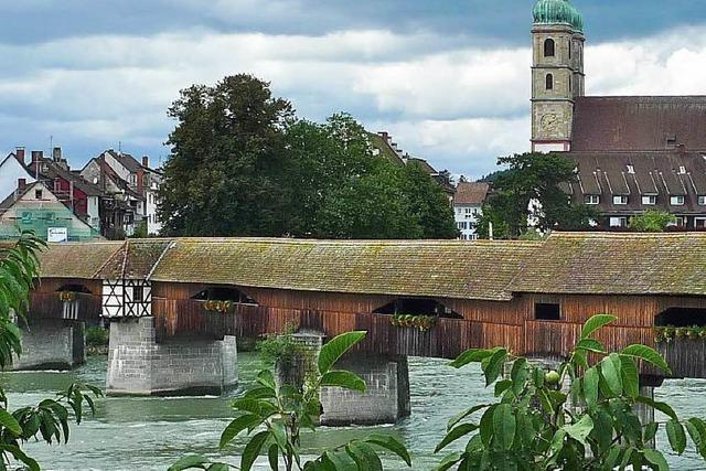Holzbrücke wird saniert – Zuschüsse höher als erwartet