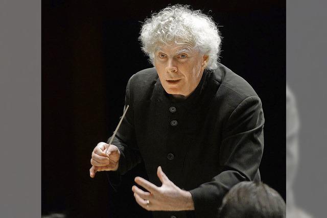Live im Kino: Sir Simon Rattle und die Berliner Philharmoniker