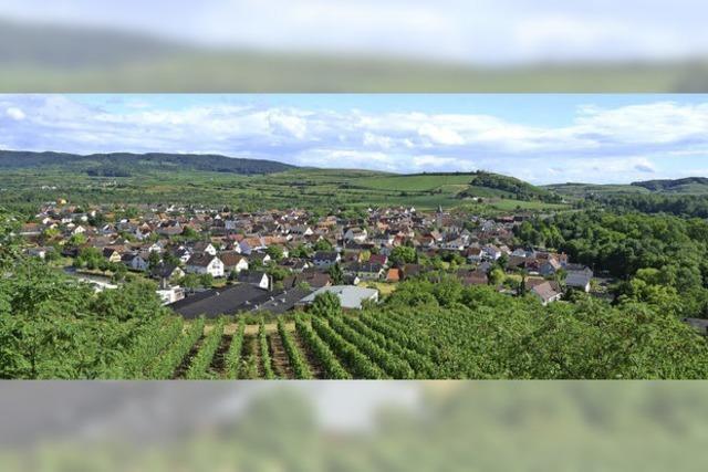 Sasbach lässt Entwicklungskonzept für die Gemeinde erstellen