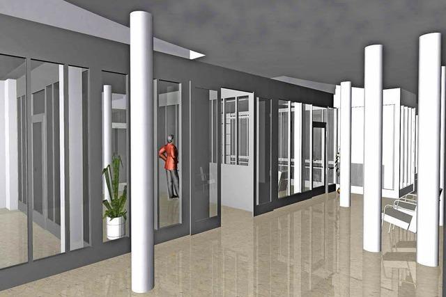 Umbau fürs Bürgerbüro